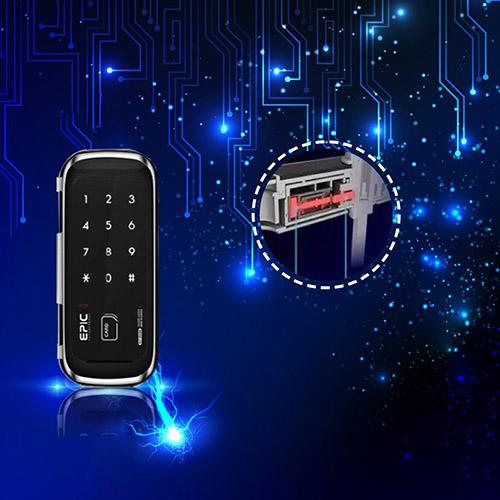 Khóa điện tử Epic ES-303GC tính năng chống sốc điện