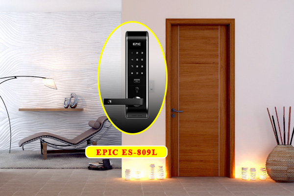 khóa cửa thông minh Epic ES-809L