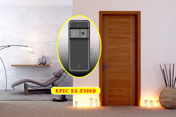 khóa cửa thông minh Epic ES-F300D