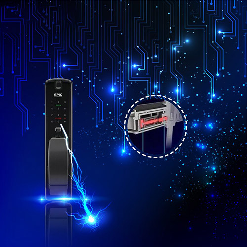 Epic ES-P8800K chống sốc điện