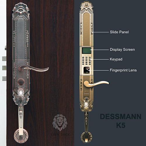 khóa cửa Dessmann K5