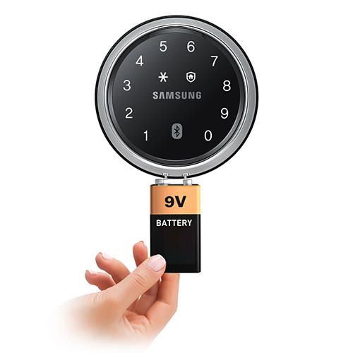 khóa cửa thông minh Samsung SHP-DS705