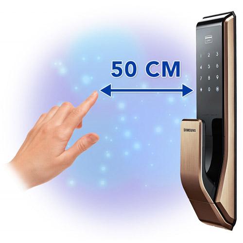 Khóa điện tử Samsung SHS-P717