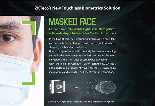 Công nghệ nhận diện khuôn mặt mới nhất