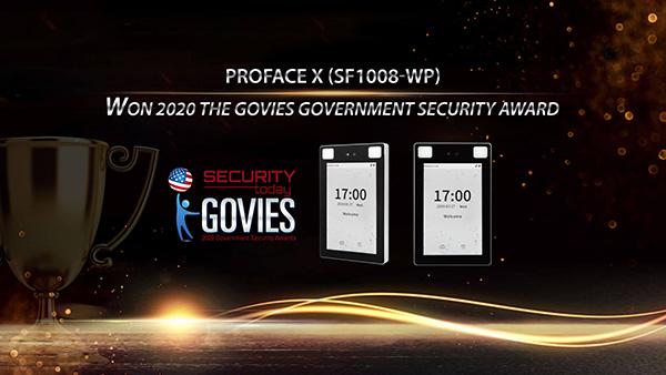 Proface X được công nhận với giải thưởng Govies