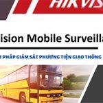 Giải pháp giám sát phương tiện Hikvision