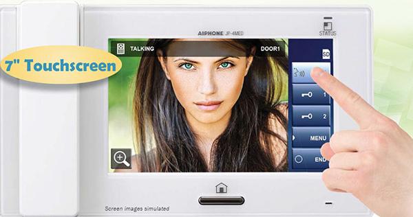 màn hình phụ Aiphone JP-4HD