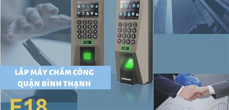 Megatech chuyên cung cấp và lắp đặt máy chấm công tại Quận Bình Thạnh