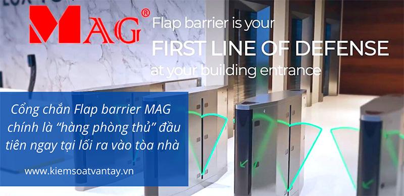 Có gì trong siêu phẩm Flap Barrier MAG ?