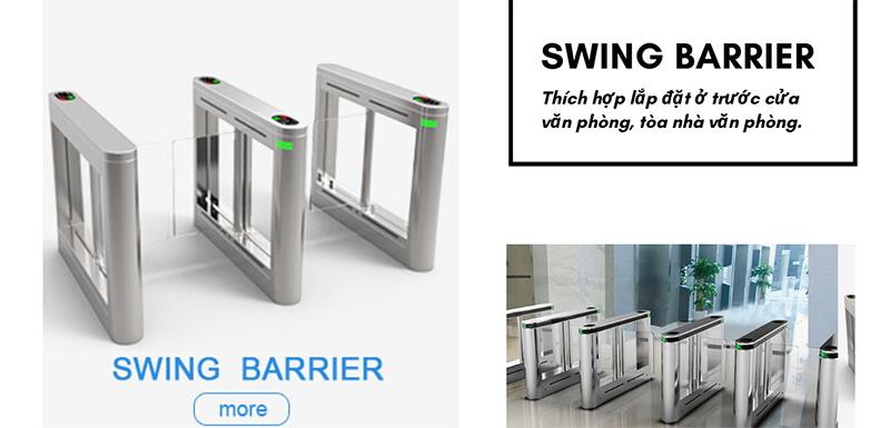 Swing Barrier hay còn gọi Swing Gate