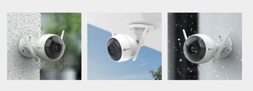 Bảng giá Ezviz camera giá khuyến mãi hấp dẫn 2020