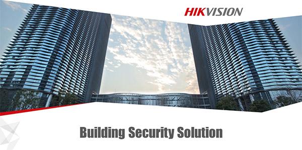 Giải pháp an ninh tích hợp cho tòa nhà thương mại