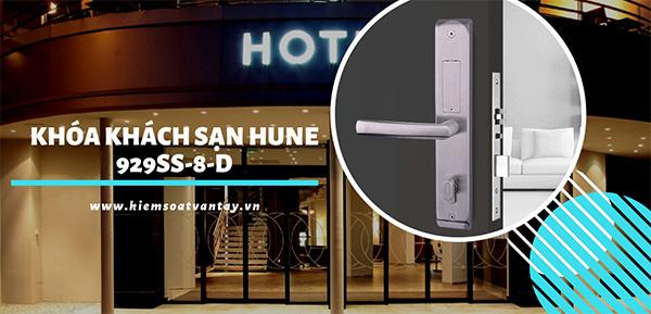 Khóa thẻ khách sạn thương hiệu Hune