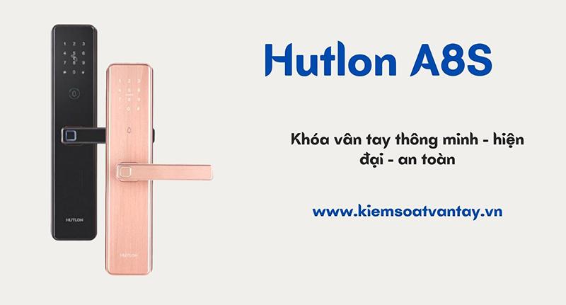 khóa thông minh Hutlon A8S