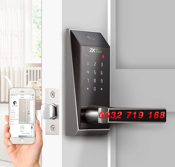 Những lý do nên dùng khóa thông minh ZKTeco cho căn hộ của bạn