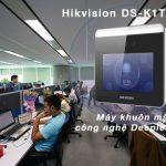 Ưu điểm nổi bật của máy chấm công nhận diện khuôn mặt Hikvision DS-K1T331