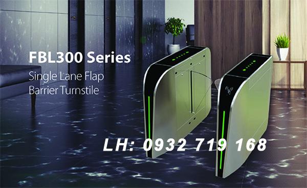 Cổng Flap Barrier FBL300 series chính hãng ZKTeco