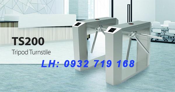 Bộ cổng xoay 3 càng tripod turnstile dùng cho cơ quan  vừa và nhỏ