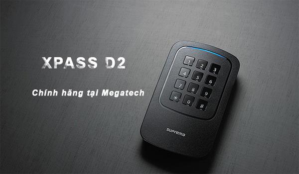Mua Xpass D2 chính hãng tại Megatech