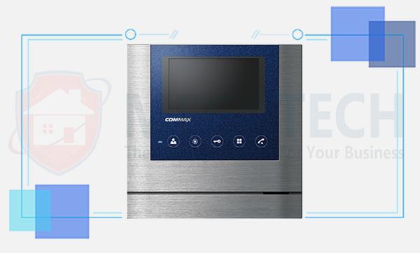 Chuông màn hình CDV-43M chính hãng Commax