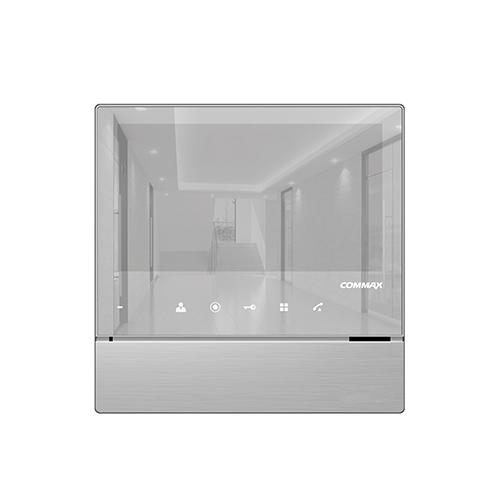 Chuông cửa màn hinh CDV-70H màu bạc