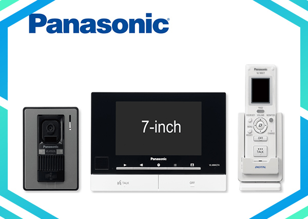 Chuông hình Panasonic lý tưởng cho mọi căn hộ