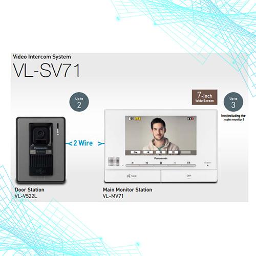 Chuông cửa màn hình VL-SV71VN