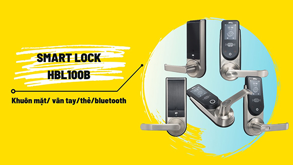 Khóa HBL100B phân phối chính hãng tại Megatech