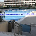 Lắp đặt cổng kiểm soát ra vào cho bể bơi, khu vui chơi giải trí